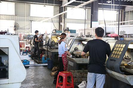 Construção de fábrica